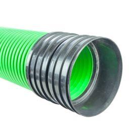 ULTRA KYMA PP mofbuis IT ID 300 SN8 1MV BENOR groen Lg 6m