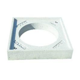 Betonrand voor HDPE-put 630mm