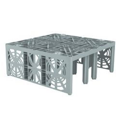 Rainbox Cube Channel flex 205ltr. Nu