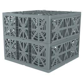 Rainbox Cube Channel inspectable 420ltr. nu