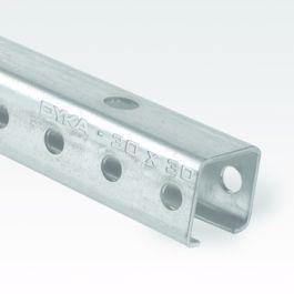 Vacurain Montage Rail 30x30 L=5m