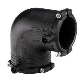 PE Coude électrosoudable 20mm 90gr SDR11 PN16