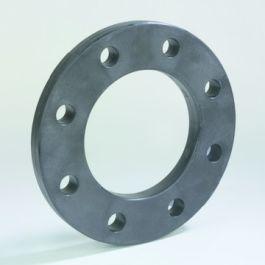 PP bride 25mm noyau en acier forage PN10/PN16