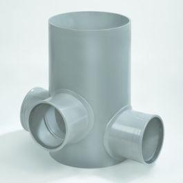 PVC-inspectieput 315/500mm 3x160mm (2)