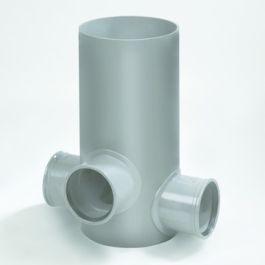 PVC-inspectieput 250/500mm 3x125mm (3)