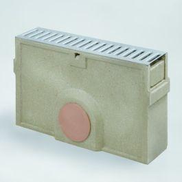E-Self dessableur avec panier et grille - 50cm