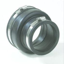 EPDM Réduction flexible 40-50/32-40 noir