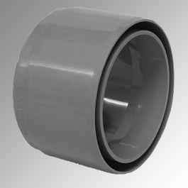Transition PVC-PP 125/Grès (femelle) DN125 Robr