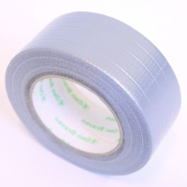 Rouleau duct tape 50mm L=50m gris