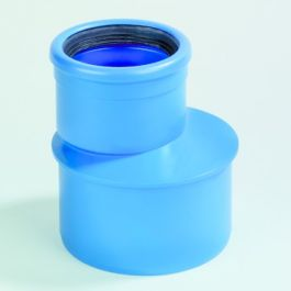 DykaSono Verloop 75x50mm 1FM Blauw