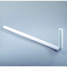Tuyau de sol 32mm blanc