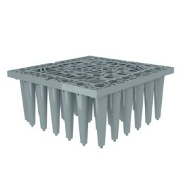 Rainbox Cube Core 1x225L