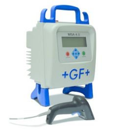 GF MSA 4.0 230V 2D Lasmachine druk Gas verkoop