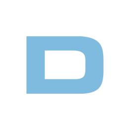 Dauphin résistant aux chocs manchonné 80mm noir Lg 1m