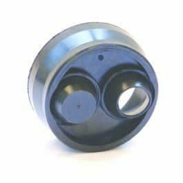 Rubber reduktiestuk 100x40/32