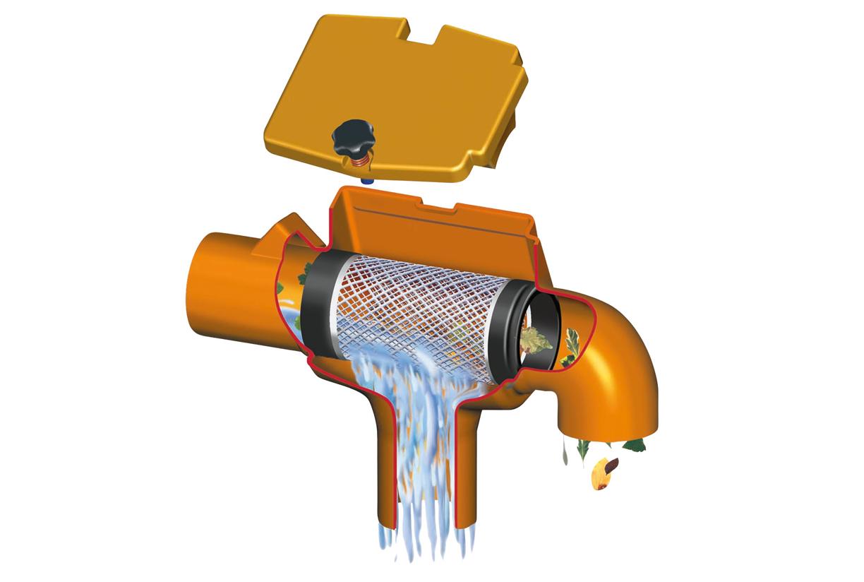 Filters voor regenwatertanks, doe de natuur een plezier